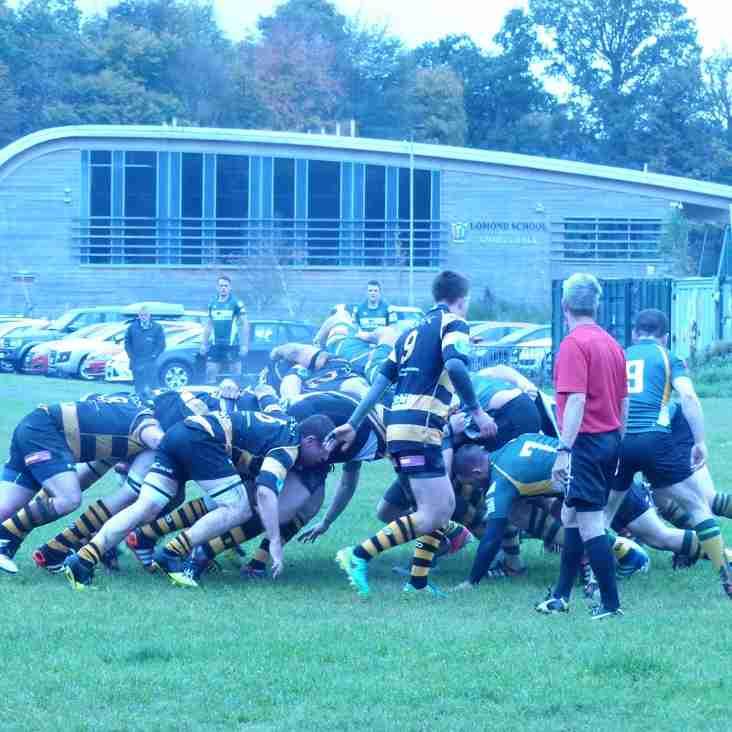 Helensburgh 0 - East Kilbride 41
