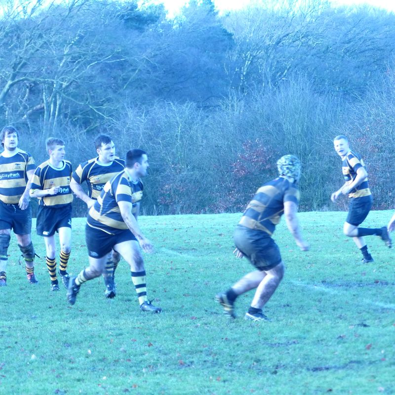 2s last league match of the season - 22 April, 3pm ko