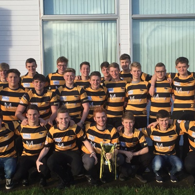 Under 18s just pipped at post in Cup match