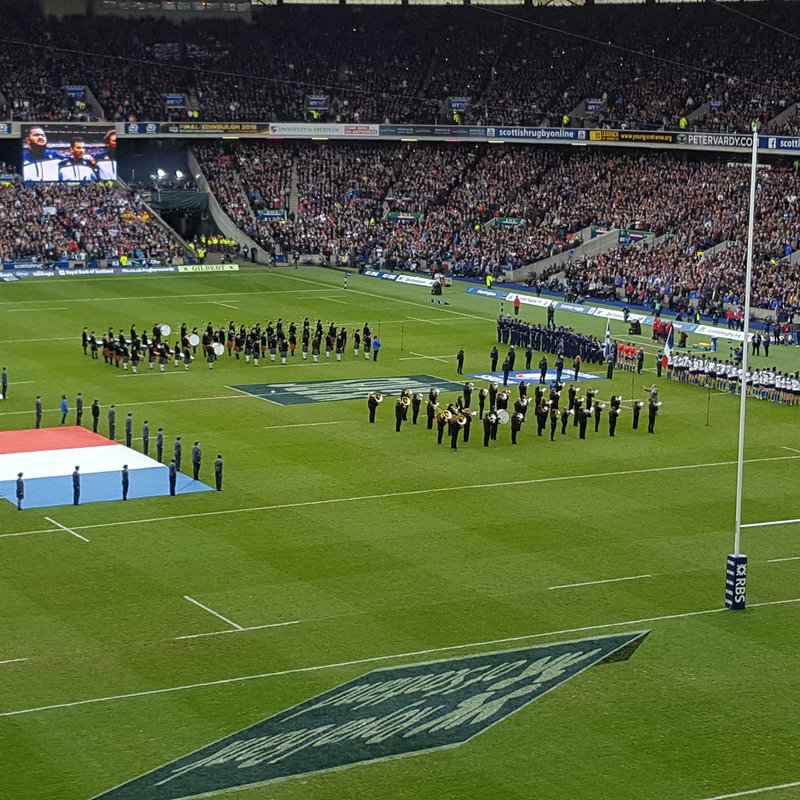 Away Tickets - 2019  Six Nations
