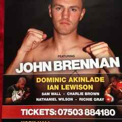 John Brennan back in the ring...