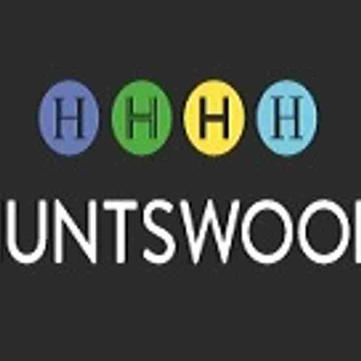 Huntswood On Board As Perimeter Sponsor