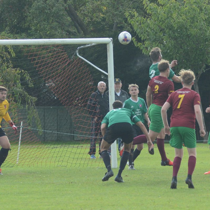Match Report: Cookham Dean 2 v 1 Holyport