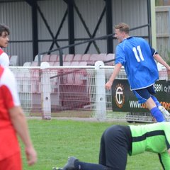 Didcot Town v Holyport FC