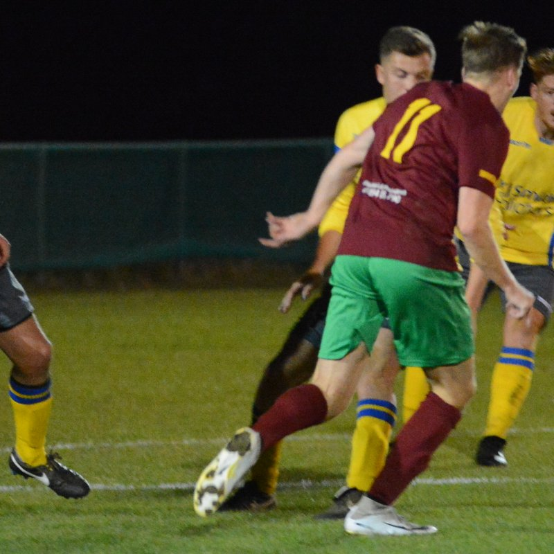 Match Report: Holyport 3 v 2 Didcot Town Deve.