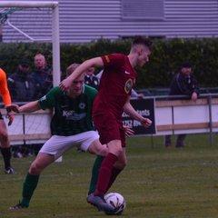 Ivybridge Town v Holyport FC