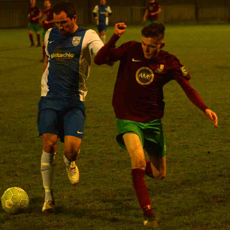 Burnham FC v Holyport FC