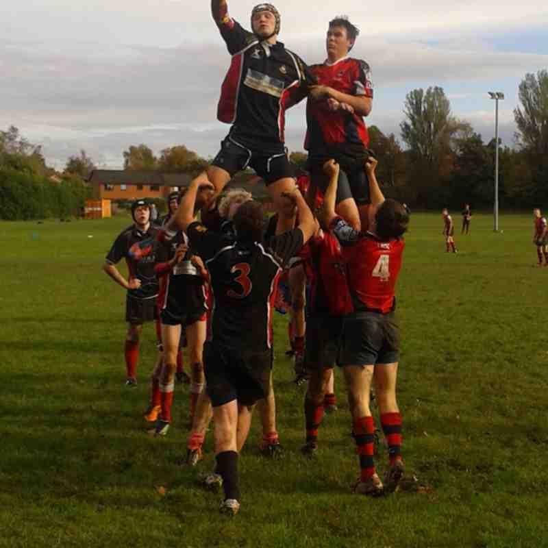 U18 Paisley v Stewartry