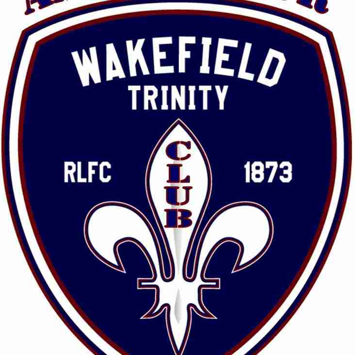 Dearne Valley Bulldogs sign up to Ambassadors club Wakefield