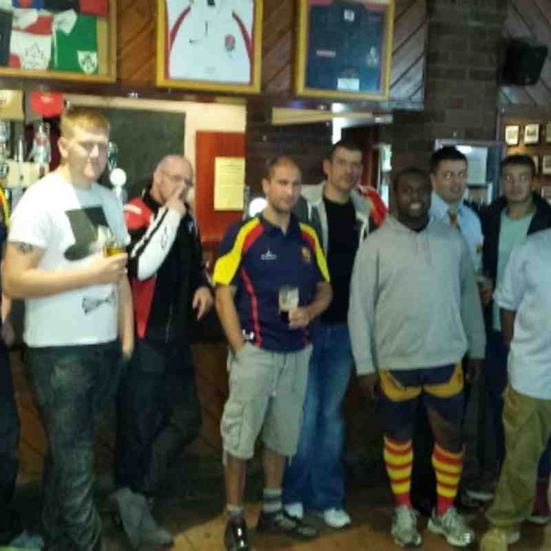 Old Salts 2nd XV
