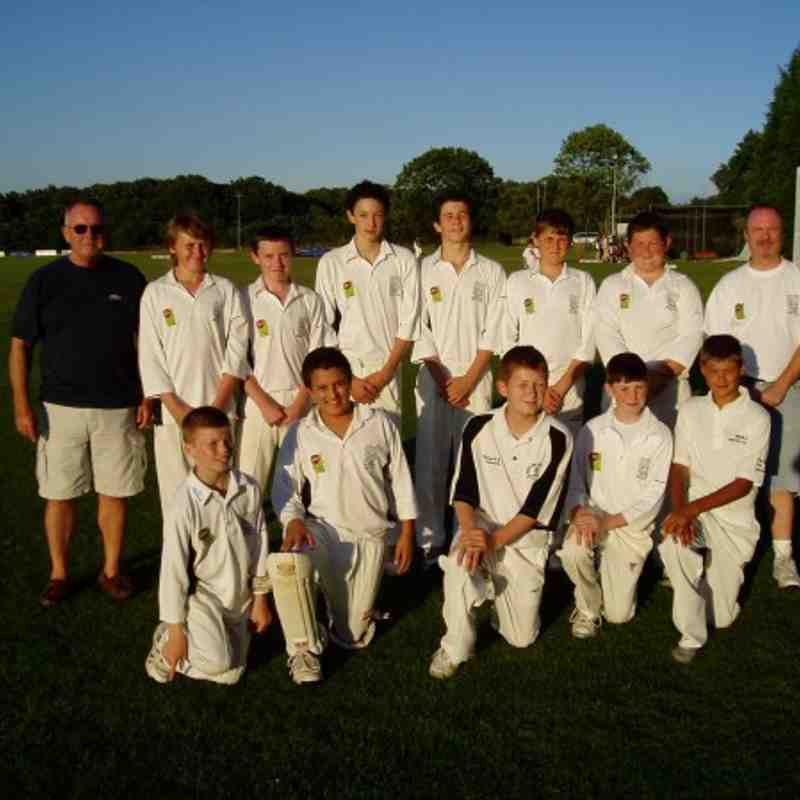 Colts u11's 2006 and u13's 2007