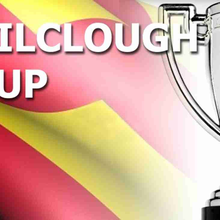 Bilclough Cup - Round 1 Results