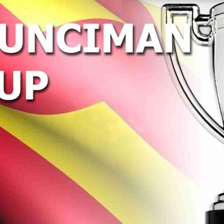 Runciman Cup Final