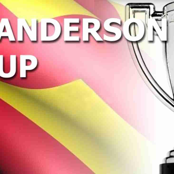 Sanderson Cup Final