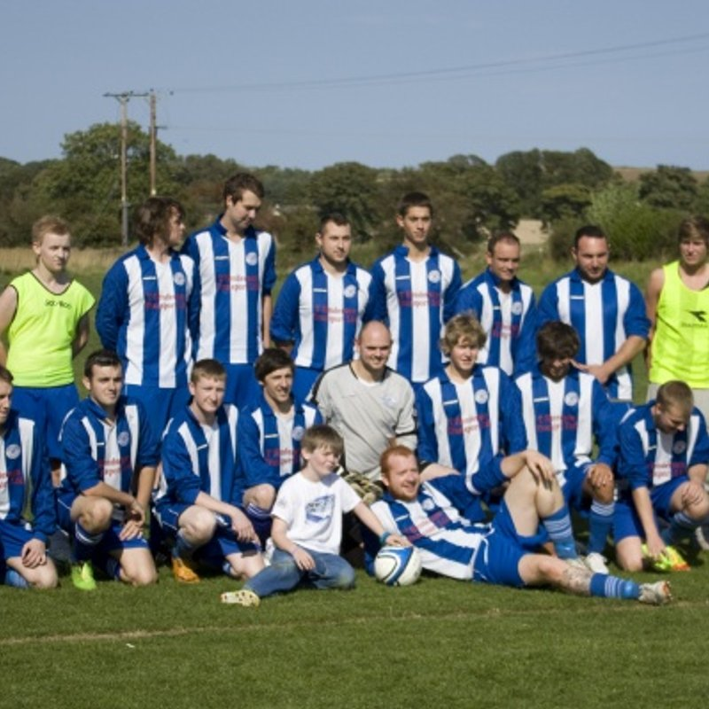 Alnmouth United beat Wooler 2 - 1