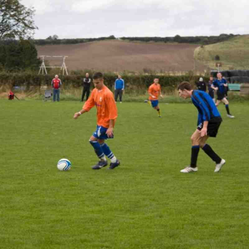 Alnmouth Argyle v Blackthorn Rovers 30 9 2012