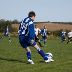 Alnmouth United v Amble St Cuthberts 15 9 2012