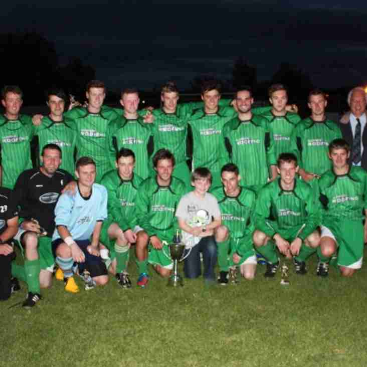 The Stephen Carey Memorial Cup 2013/14