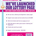 Club Lottery Update - Latest Scores Are In