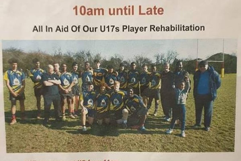 Fun Day & U17 Tournament - This Sunday at the Club from 10am