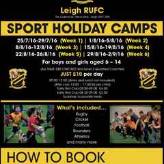 Sport Holiday Camp is in Full Swing!