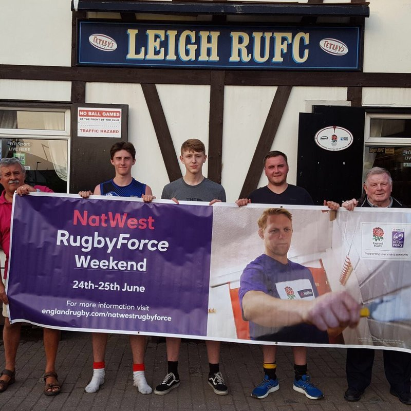 RugbyForce Weekend 24th-25th June 2017