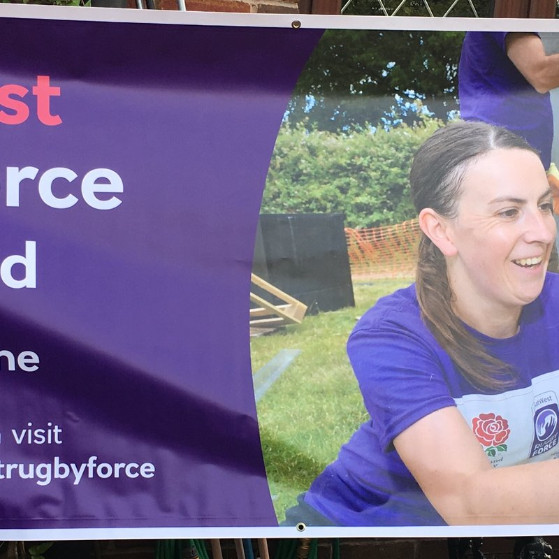 NatWest RugbyForce Weekend  23rd and 24th June 2018