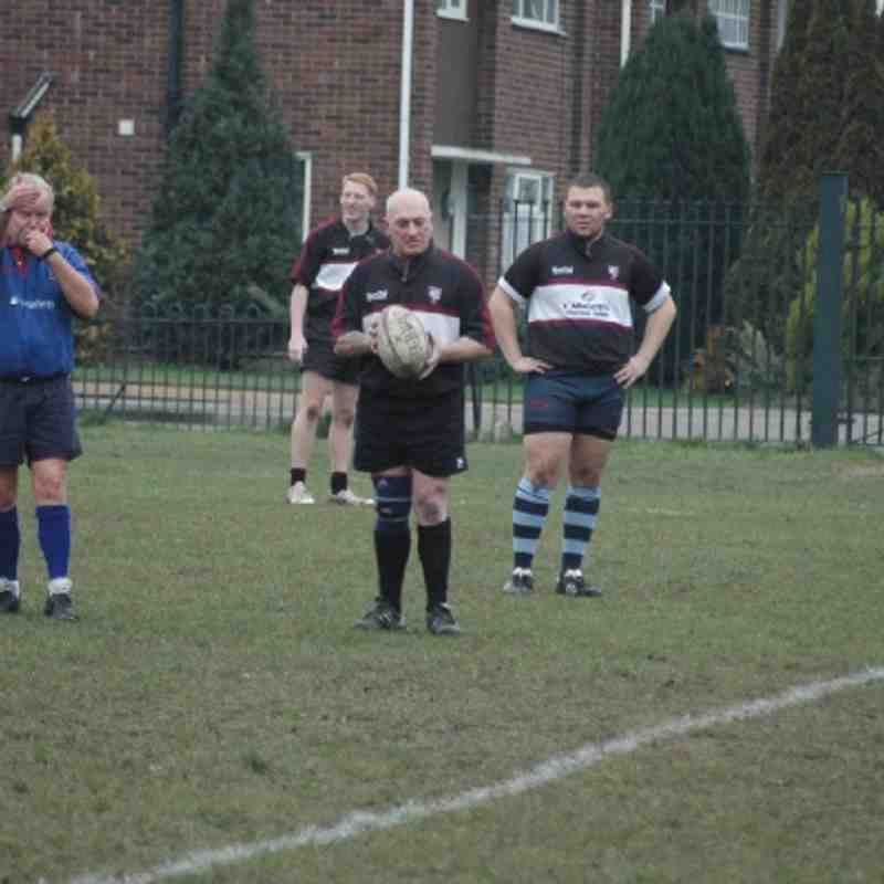 Beccehamian 4s vs Dartfordians 08/02/13