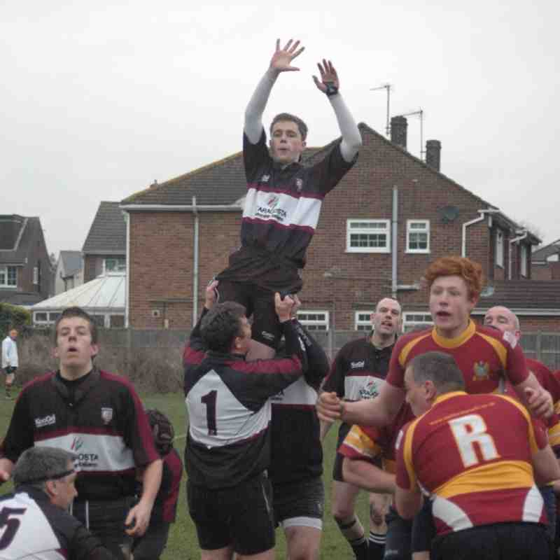 Beccehamian 4s vs Dartfordians 08/02/13