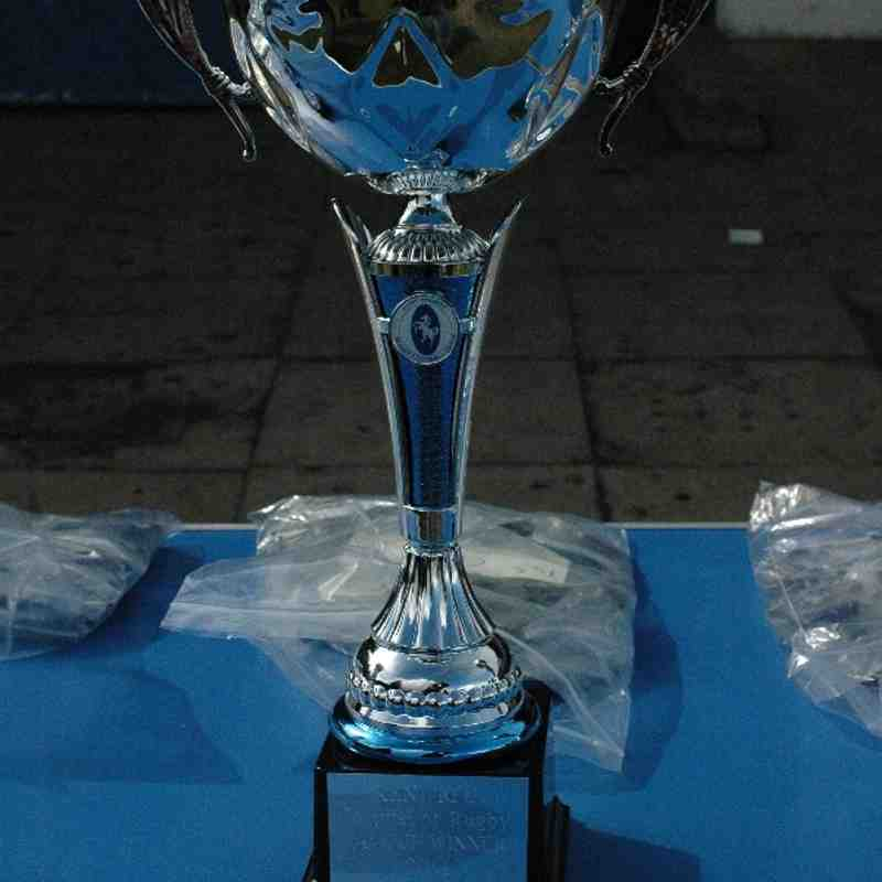 Kent Cup Final u14s 2014