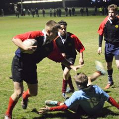 Bromley District vs Met Kent 1/04/15