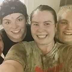 Beccs Ladies in the Kent squad