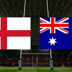 England vs Australia - part 3