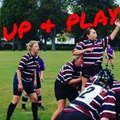 """Ladies team """"Pitch up and Play"""""""