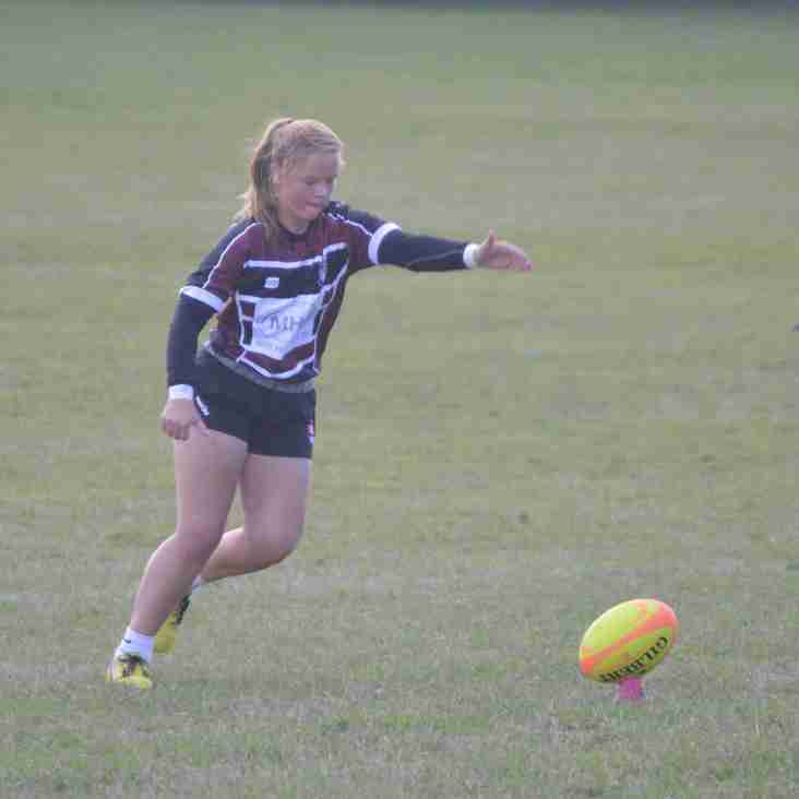 Beccs Girl starts for England