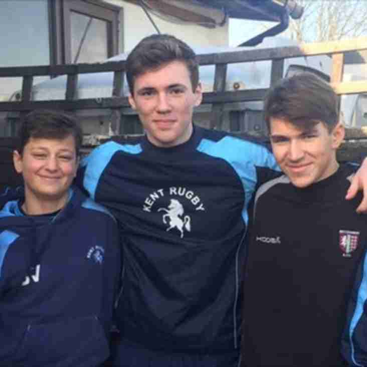 Five Beccs U15's take part in Kent PDC