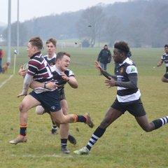 Academy vs Gravesend 12/02/17