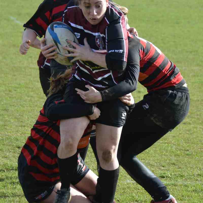 Ladies vs Blackheath 05_03_17