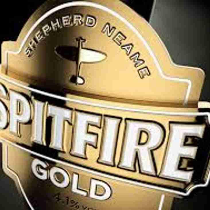 Spitfire Gold Veterans Trophy