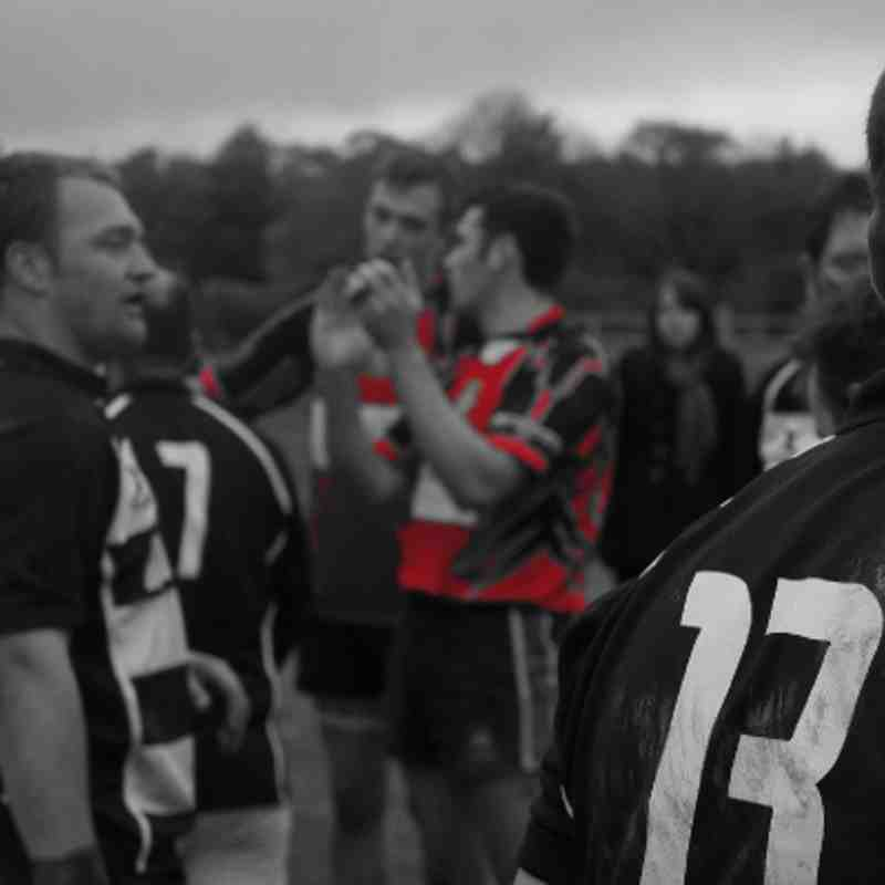 PRFC 3rds vs Horley 2s Nov 2012