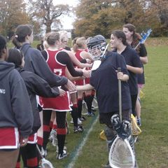 Women's Game 18 Nov 09