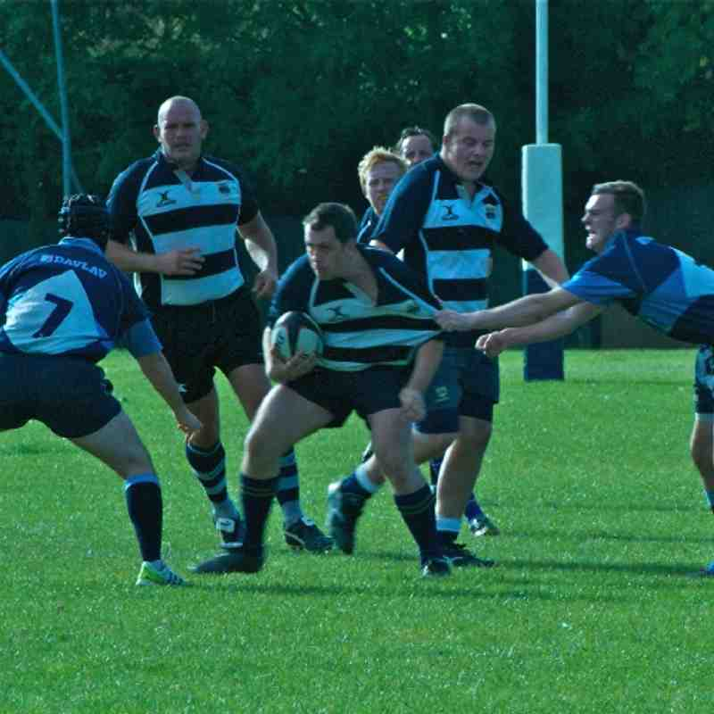 CRFC 3's v Eaton Manor  15/09/2012