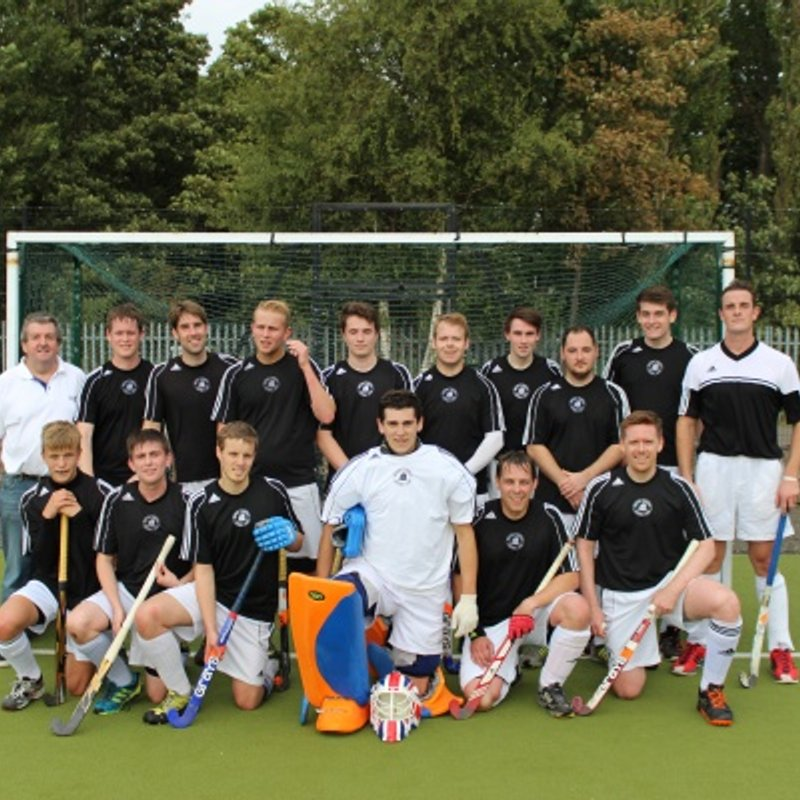 1st XI beat Jesmond Parish Church 1 2 - 4