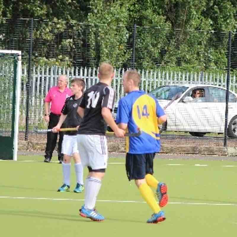 1st XI v Kingston Upon Hull - 21/09/2013