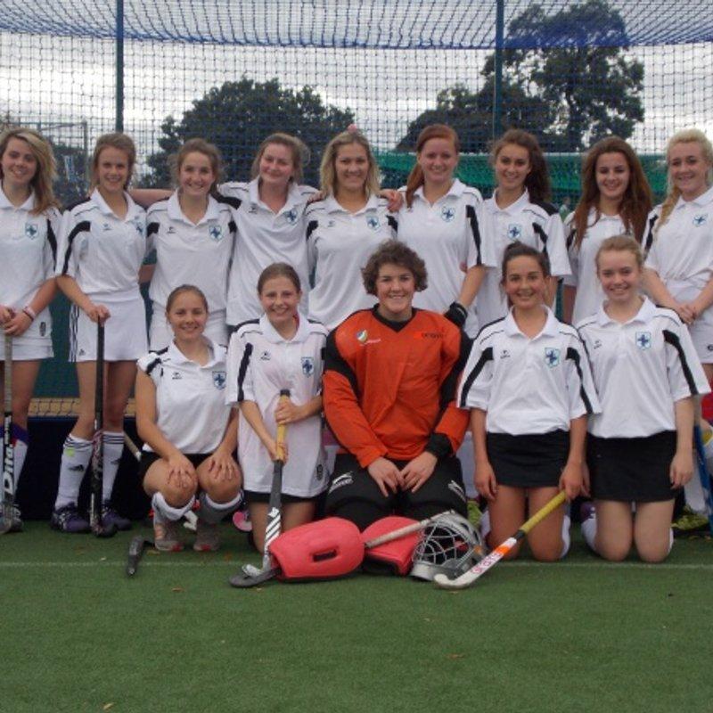 Ladies 1st XI beat GATESHEAD 4 - 1