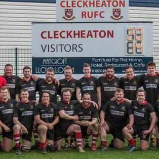 Match Report: Cleckheaton 20 - 14 Morpeth