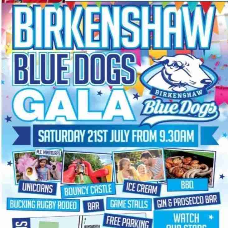 Max Blakeley - Birkenshaw Blue Dogs Gala