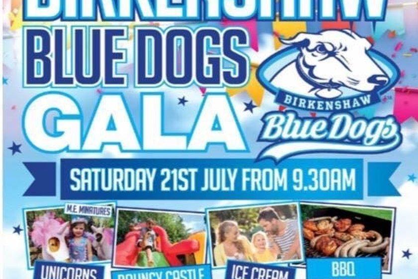Max Blakeley - Birkenshaw Blue Dogs Gala