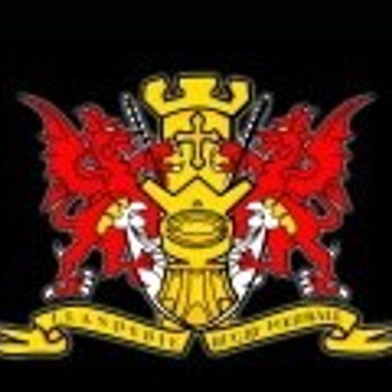 Congratulations to Llandybie on Promotion