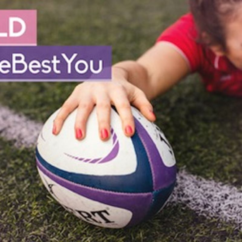 #BeTheBestYou - Grangemouth Stags Supports Womens Rugby